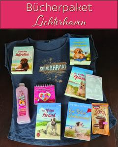 1. Bücherversteigerung auf Facebook: Paket Lichterhaven