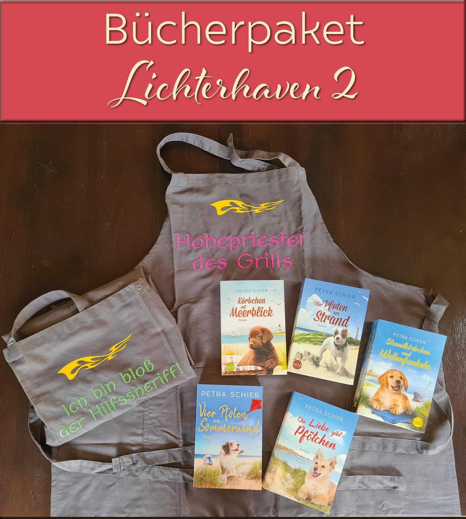 5. Bücherversteigerung: Paket Lichterhaven 2