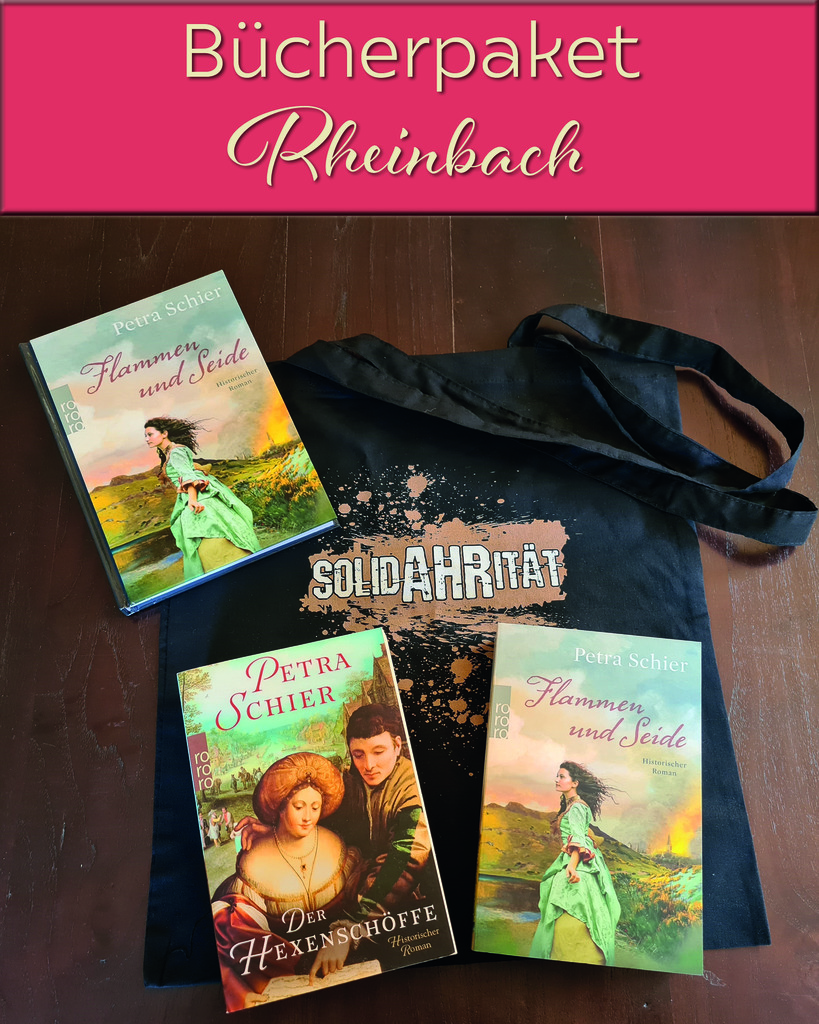 4. Bücherversteigerung auf Facebook: Paket Rheinbach