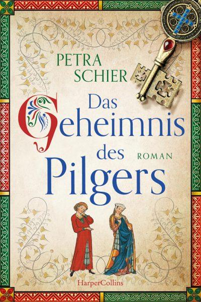 Cover Das Geheimnis des Pilgers