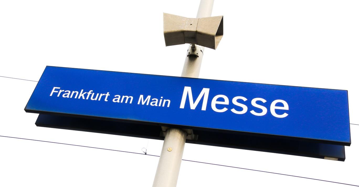 """Frankfurter Buchmesse 2021 – Ein """"Versuch"""""""