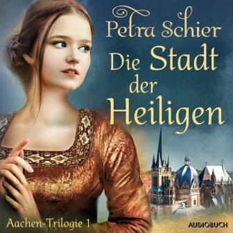 Cover Die Stadt der Heiligen (Hörbuch)